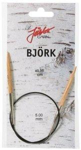 Björk Rundpinner 80cm (2 - 12 mm)