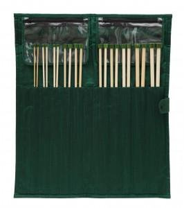 Knitpro Bamboo Jumperpinnesett 25cm