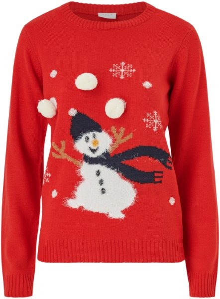 Vila Julegenser Snowman