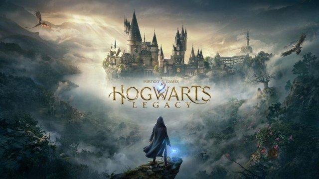 Hogwarts Legacy til Playstation 4