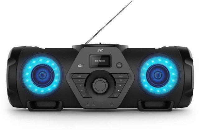 JVC Boomblaster RV-NB300DAB