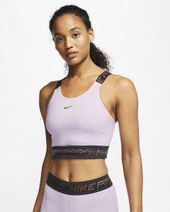 Nike Pro avkortet singlet