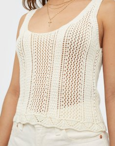 Delicate Knit Top