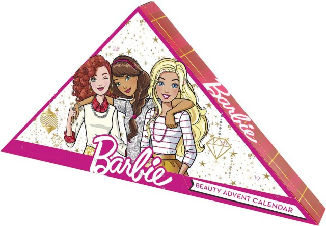 Barbie Adventskalender sminke