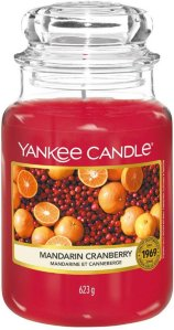 Yankee Candle Mandarin Cranberry 623g