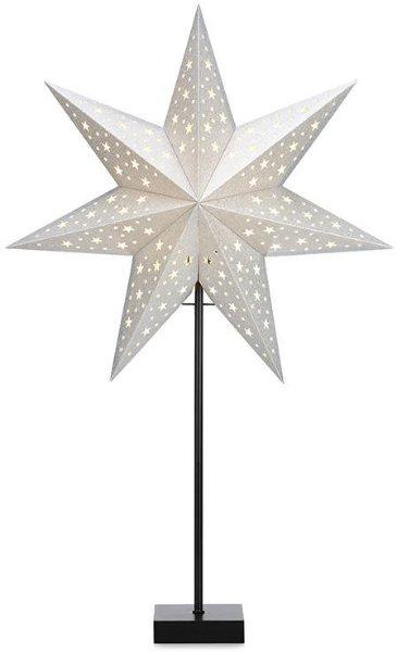 Markslöjd Solvalla stjerne på fot 69cm