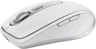 Logitech MX Anywhere 3 trådløs mus til Mac (lys grå) Mus