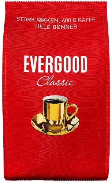 Evergood Classic hele bønner 600g