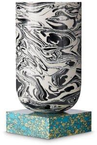 Swirl vase 29cm