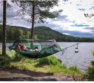 Lawson Blue Ridge Camp Hengekøye/enmannstelt