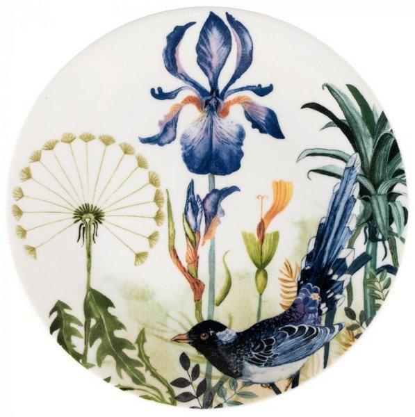 Magnor Glassverk Florytale frokosttallerken 21cm