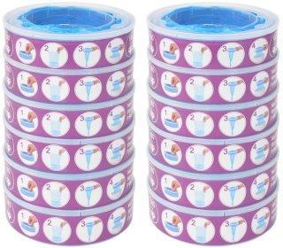 Refill Diaper Genie bleiebøtte 12 stk