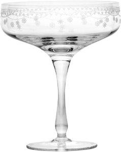 Wik&Walsøe Julemorgen champagneglass 20cl