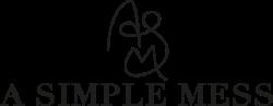 A Simple Mess logo