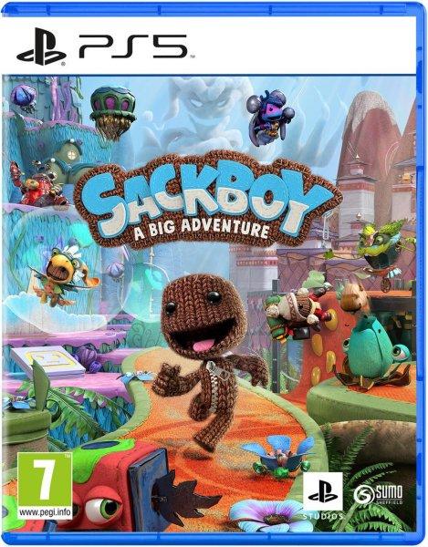 Sackboy A Big Adventure til PlayStation 5