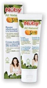 Nuby Citroganix Brystvortekrem (30 g)
