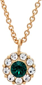 Petit Miss Sofia Necklace Emerald