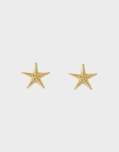Syster P Beaches Starfish Stud Earrings