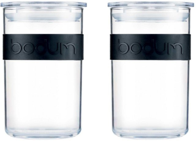 Bodum Presso Oppbevaringsglass 60cl 2 stk