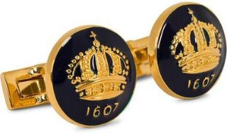 Cuff Links The Crown