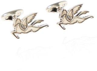 Cufflinks with logo
