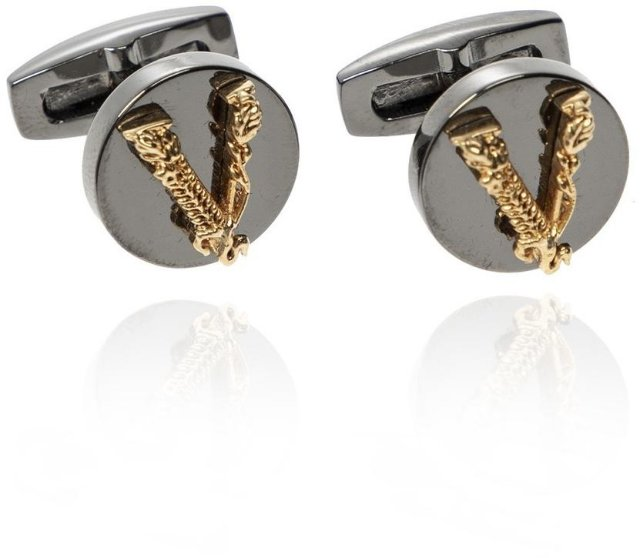 Versace Logo cuff links