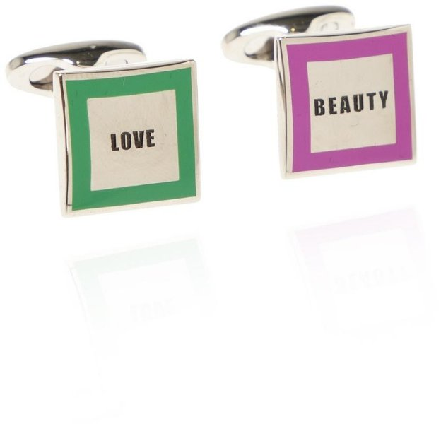 Etro Cufflinks with logo