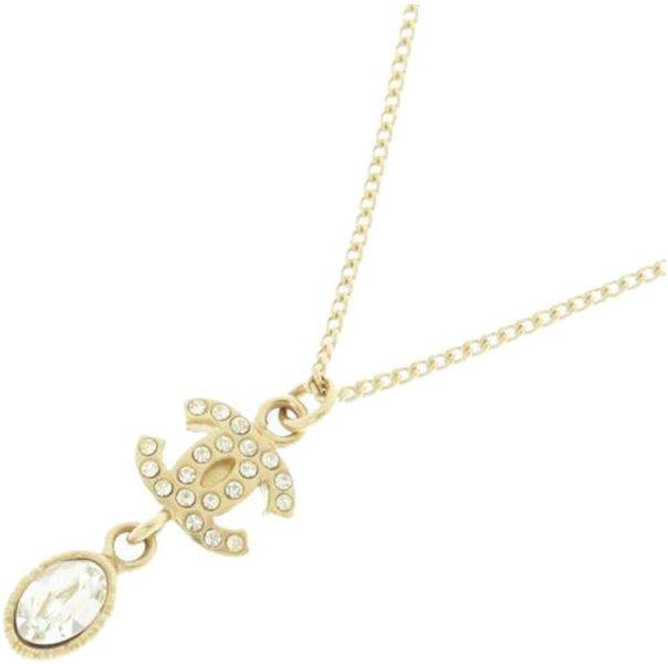 Chanel Vintage Rhinestone Necklace