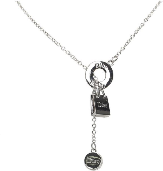 Dior Vintage Beauty Charm Necklace