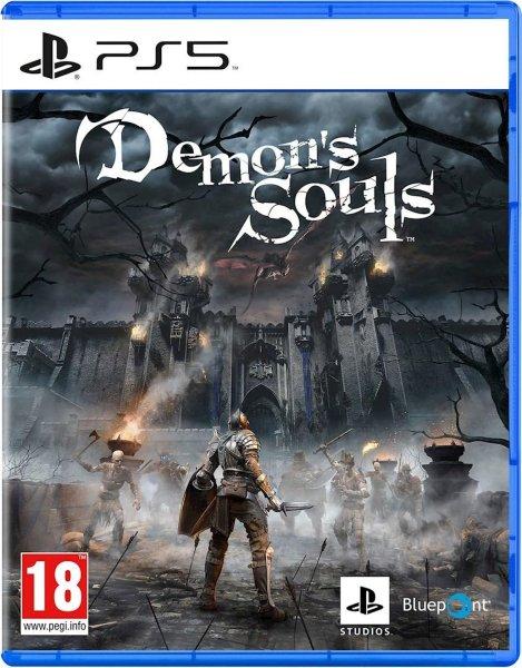Bluepoint Games Demon's Souls (2020)