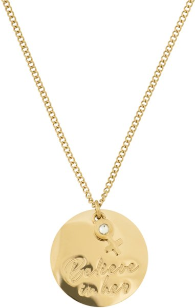 Edblad Halskjede Believe In Her Necklace