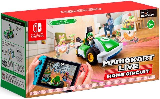 Mario Kart Live: Home Circuit til Switch