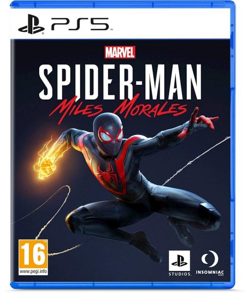 Insomniac Games Spider-Man: Miles Morales