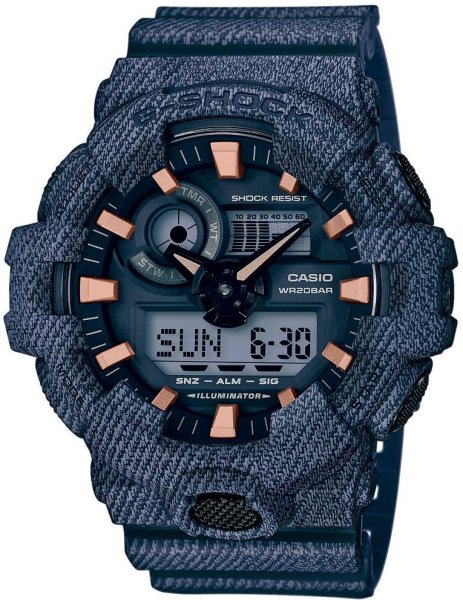 Casio G-Shock GA-700DE
