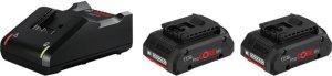 Bosch ProCore 18V 2x4,0Ah m/lader 18V-40