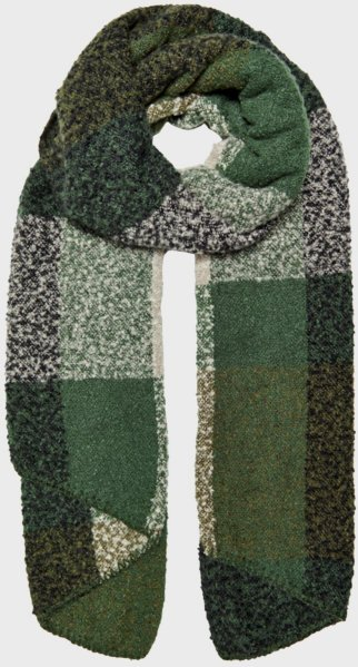Only Lima Check Scarf