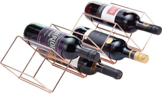 BarCraft Vinstativ til 7 flasker