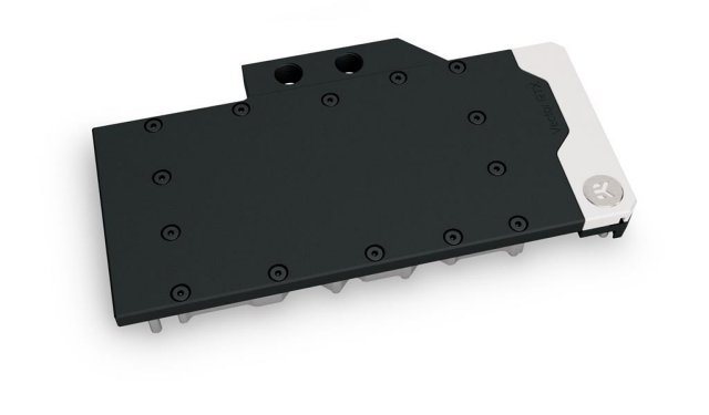 EKWaterBlocks EK-Quantum Vector RTX RE D-RGB - Nickel + Plexi