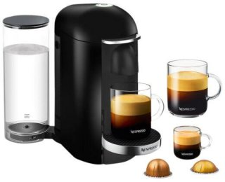 Nespresso Vertuo Plus Deluxe Round Top