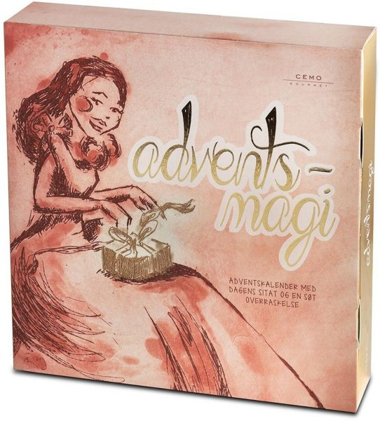 Cemo Gourmet Adventsmagi Adventskalender