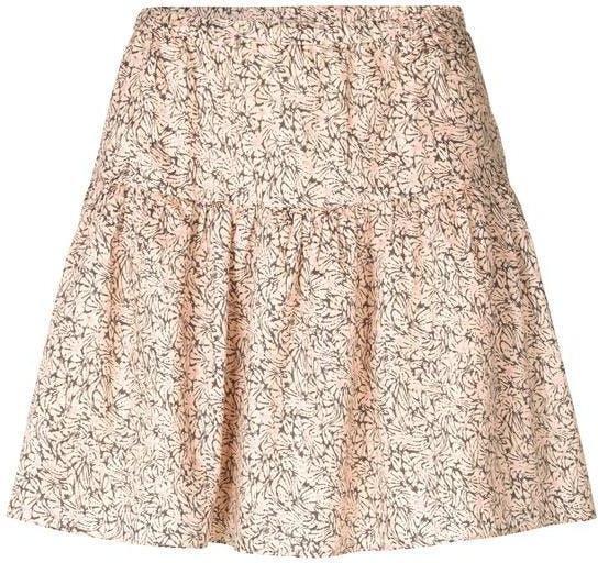 Second Female Wing Short Skirt