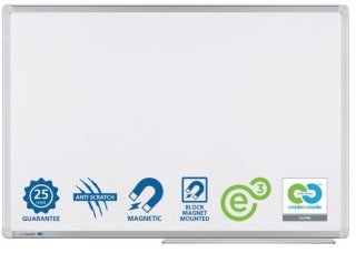 Legamaster Universal plus whiteboard 100x200