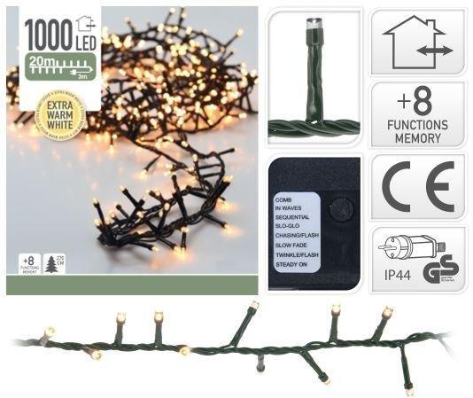 Koopman Lysslynge microcluster 1000 LED