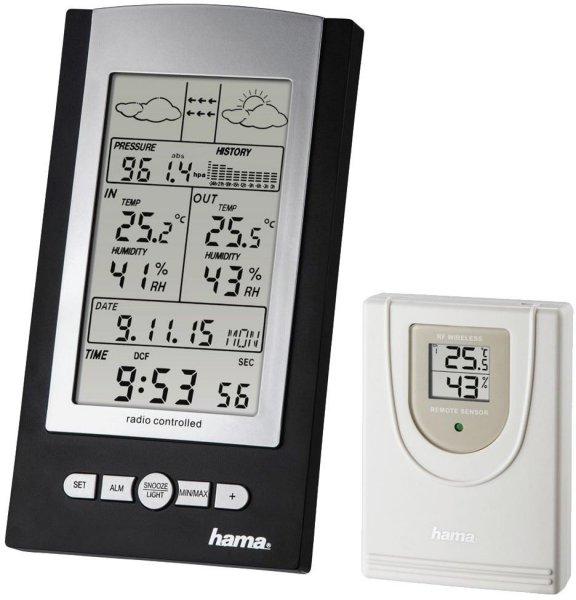 Hama EWS-800 værstasjon