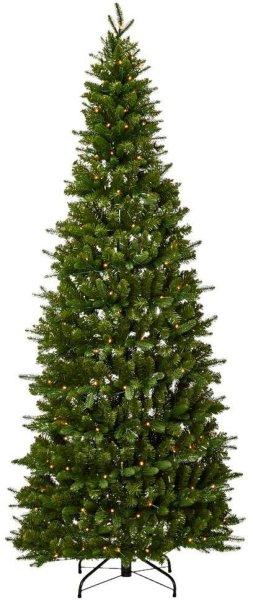 Anslut Pop-up juletre med lys 210cm