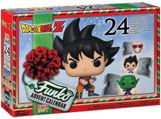 Pop! Dragon Ball Z adventskalender