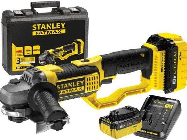Stanley FatMax FMC761M2-QW (2x4,0Ah)
