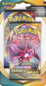 Pokémon Sword & Shield: Darkness Ablaze/ Rebel Clash Booster 2-pk