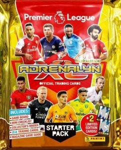 Adrenalyn XL Premier League 19/20 Startersett