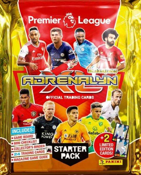 Panini Adrenalyn XL Premier League 19/20 Startersett